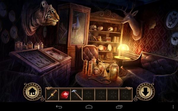 Игра Darkmoor Manor для Galaxy S4