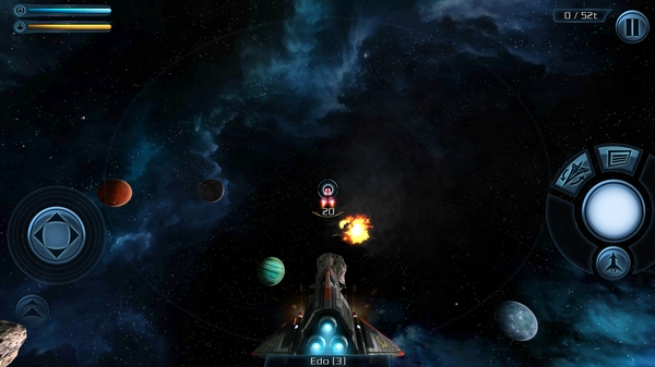 Galaxy on Fire 2 HD на Галакси С4