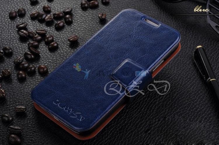 Чехол из кожи для Galaxy S4