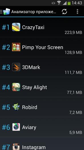 FolderMount на Galaxy S4