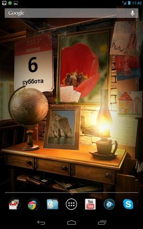 My Log Home - стол