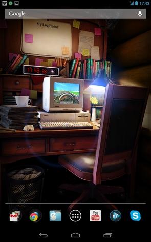 My Log Home - компьютер