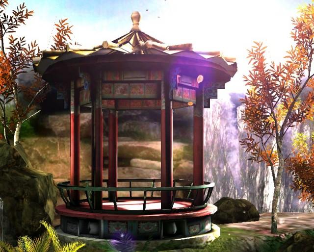 Oriental Garden 3D - анимированные обои для Galaxy S4