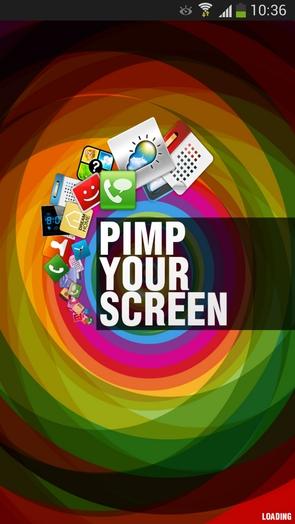 Программа Pimp Your Screen для Galaxy S4