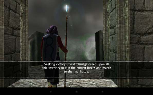 Ravensword: Shadowlands - сюжет