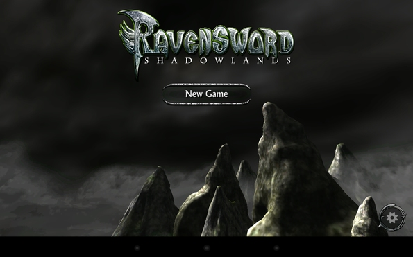 РПГ Ravensword: Shadowlands на Галакси С4
