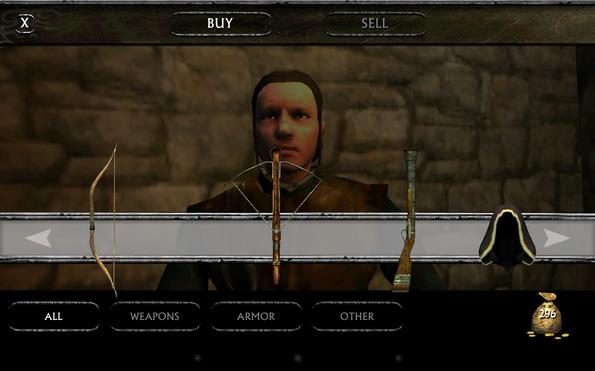 Ravensword: Shadowlands - магазин