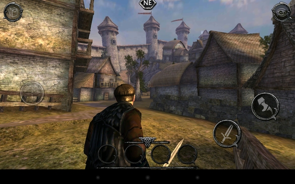 Ravensword: Shadowlands - РПГ