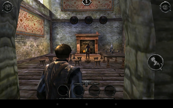 Ravensword: Shadowlands - ролевая игра для Galaxy S4