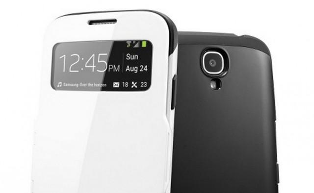 Spigen Slim Armor View Case для Samsung Galaxy S4
