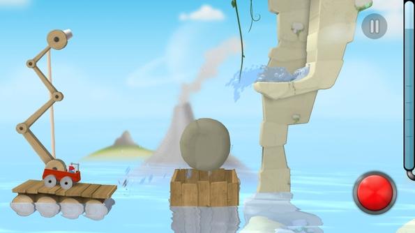 Игра Sprinkle Islands 3D для Android