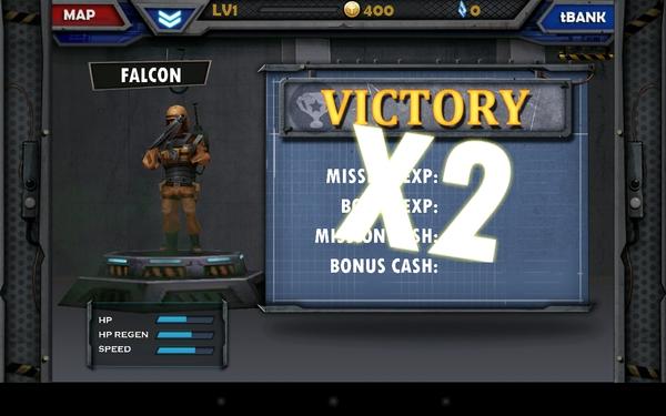 Игра WarCom: Genesis - победа
