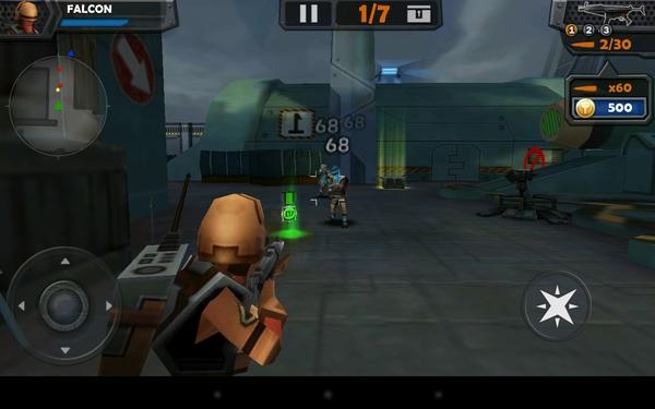 Игра WarCom: Genesis для Galaxy S4, S3 и Note 2