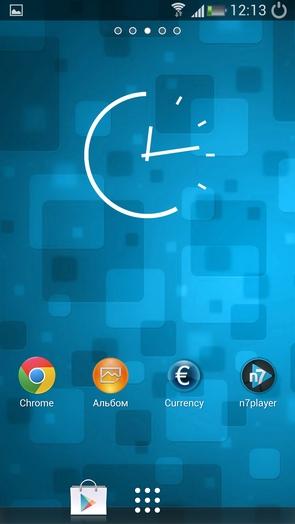 Xperia ZU Honami Launcher для Galaxy S4