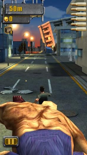 3D City Run 2 – апокалипсический город для Galaxy S4