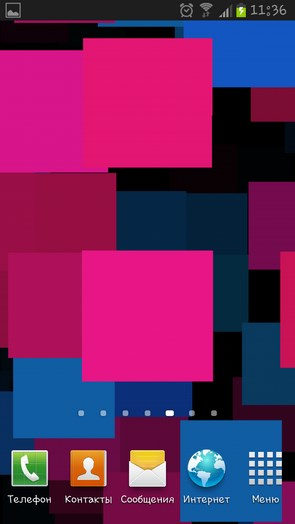3D Tiles Parallax LWP – трехмерный параллакс для Android и Galaxy S4