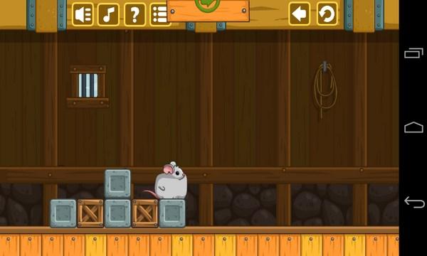 Cheese Barn - логическая игра на смартфоны Android