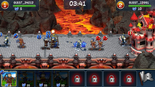 Tree Village 3D Pro – лесное царство для Galaxy S4