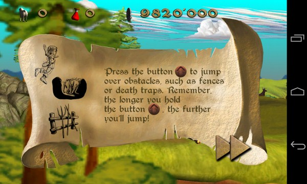 Dragon & Shoemaker  - игра-аркада на Galaxy S4