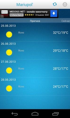Погода на 10 дней г. усть-каменогорск