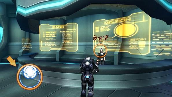 Frontier Gunners – космический рейнджер для Galaxy S4, S3, Note