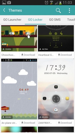 Kitty Play – пак украшательств для Samsung Galaxy S4, S3, Note 2