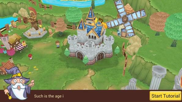 Little Empire – чудная империя для Галакси С4