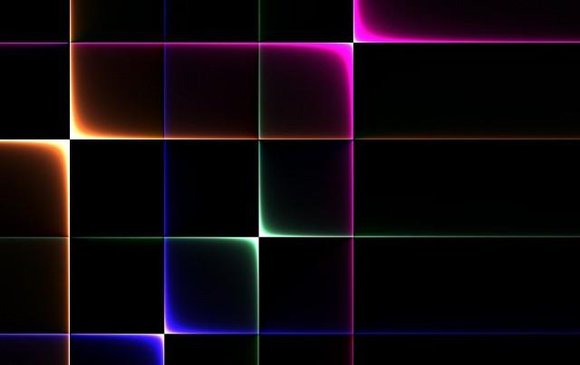Nexus Neon Grid Pro HD - живые обои на Android