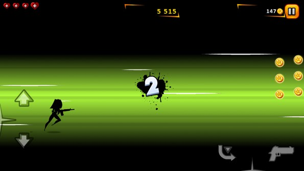 Nun Attack: Run & Gun – монахини снова в бою для Galaxy S4