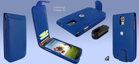 Чехол Piel Frama для Samsung Galaxy S4