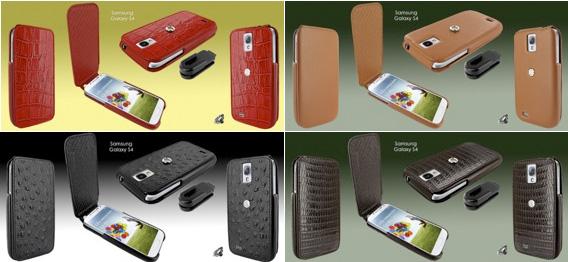 Чехлы Piel Frama для Samsung Galaxy S4 - разноцветные