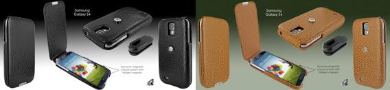 Чехлы Piel Frama для Samsung Galaxy S4