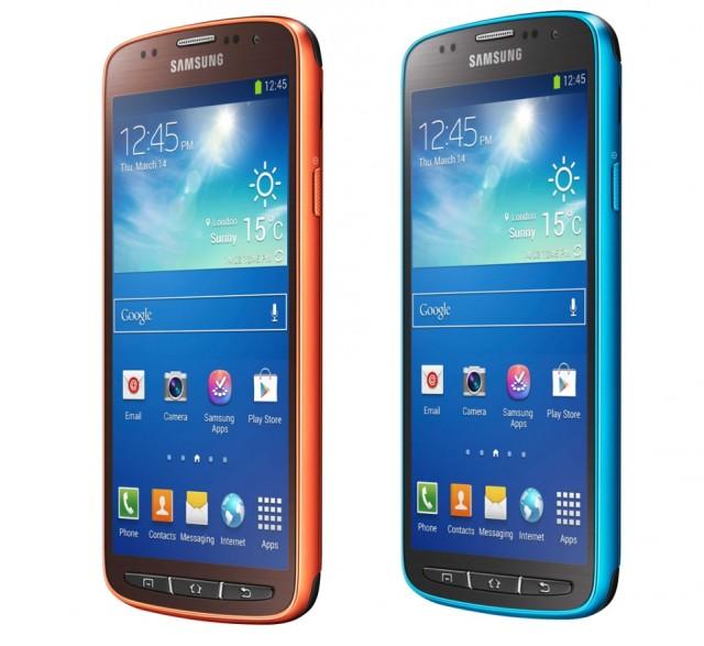 Samsung Galaxy S4 Active возможно получит Snapdragon 800