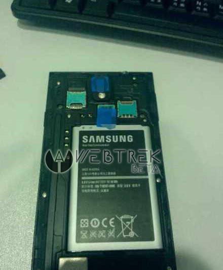 Galaxy Note 3 - батарея на 3,450mAh