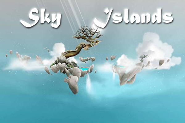 Sky Islands – райский островок для Samsung Galaxy S4