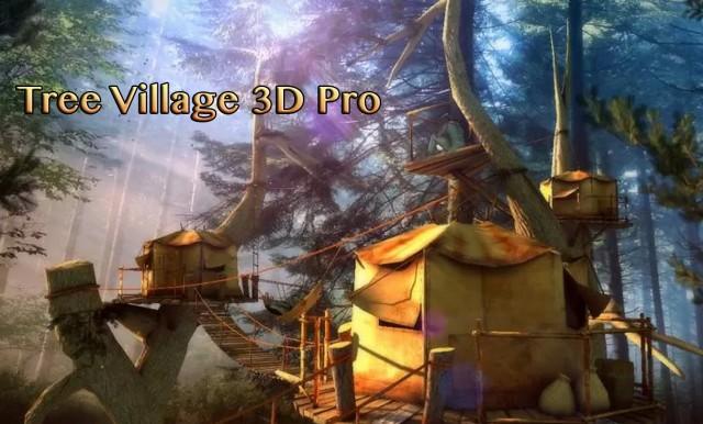 Tree Village 3D Pro – лесное царство