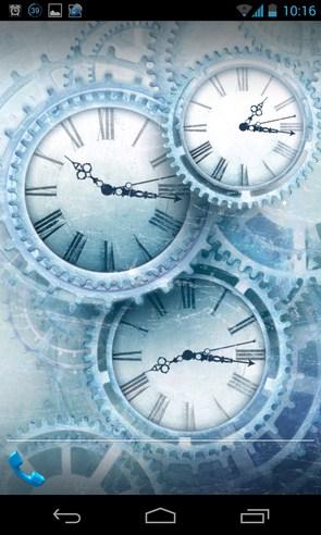 World time clock pack - живые обои на смартфоны Andorid