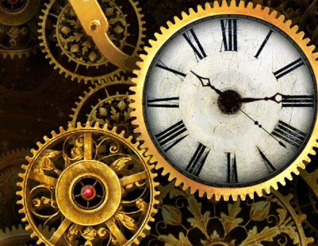 World time clock pack - живые обои с часами на Android
