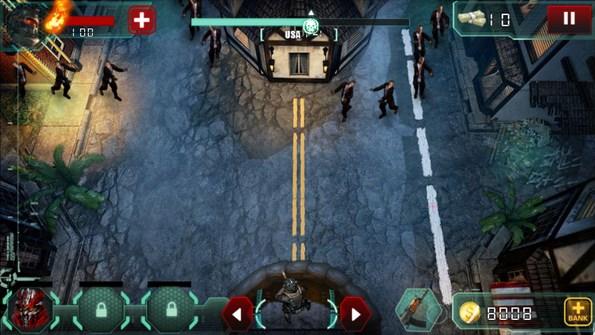 Zombie World War – зомби батл для Galaxy S4