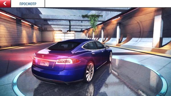 Asphalt 8: На взлёт для Samsung Galaxy S4 - автомобили