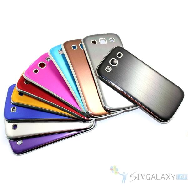 Четкие панели для Samsung Galaxy S3 из алюминия