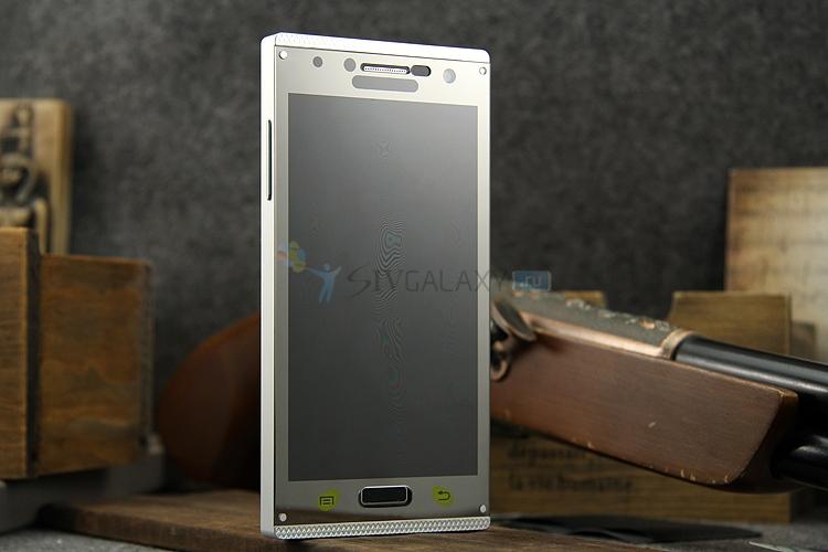Металлический чехол для Samsung Galaxy S4 - алюминиевый