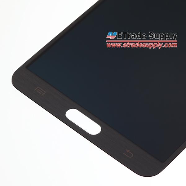 Samsung Note 3 - нижняя часть дисплея