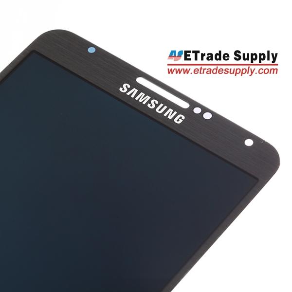 Samsung SM-N900 Galaxy Note III — верхняя часть экрана