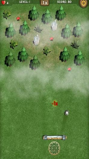 Игра Fantasy Breaker - рушим замки