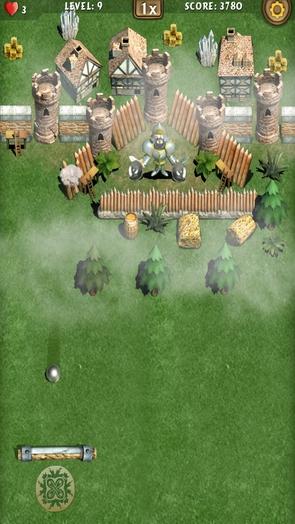 Игра Fantasy Breaker на Galaxy S4
