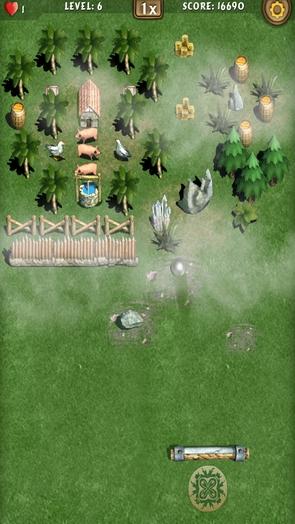 Игра Fantasy Breaker для Samsung Galaxy S4, S3 и Note 2