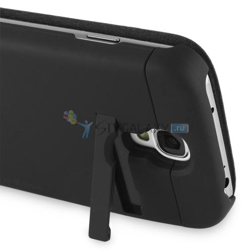 Флип чехол с подставкой для Galaxy S4