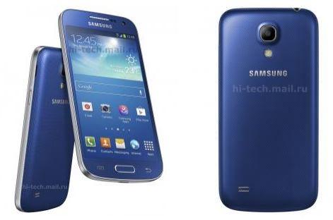 Samsung Galaxy S4 Mini Blue Iceberg (Голубой Айсберг)