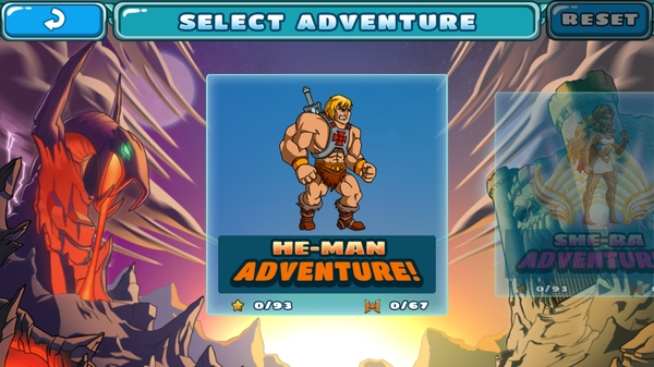 Игра He-Man: The Most Powerful Game для Galaxy S4